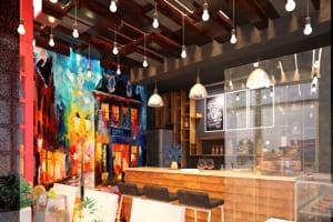 Thiết kế Cafe Lavita