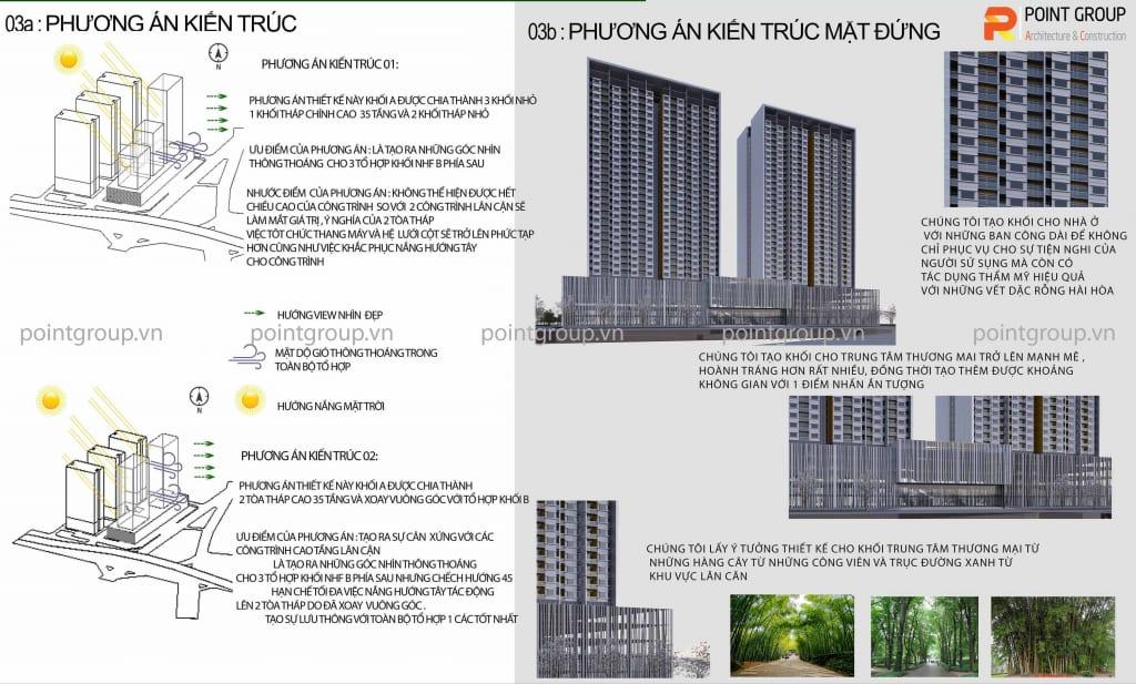 Tổ hợp TTTM nhà ở cao cấp Liễu Giai