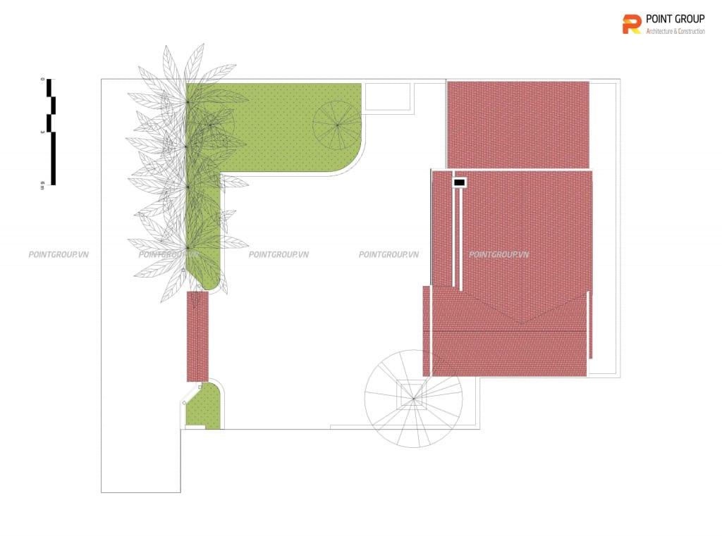Thiết kế nhà sân vườn