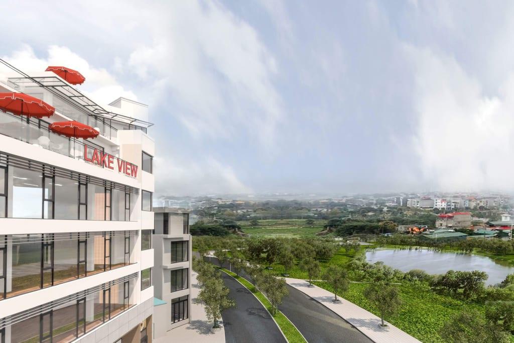 Thiết kế nhà thấp tầng Long Biên, Hà Nội