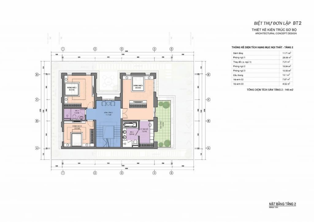 Dự án nhà thấp tầng Quamarine City