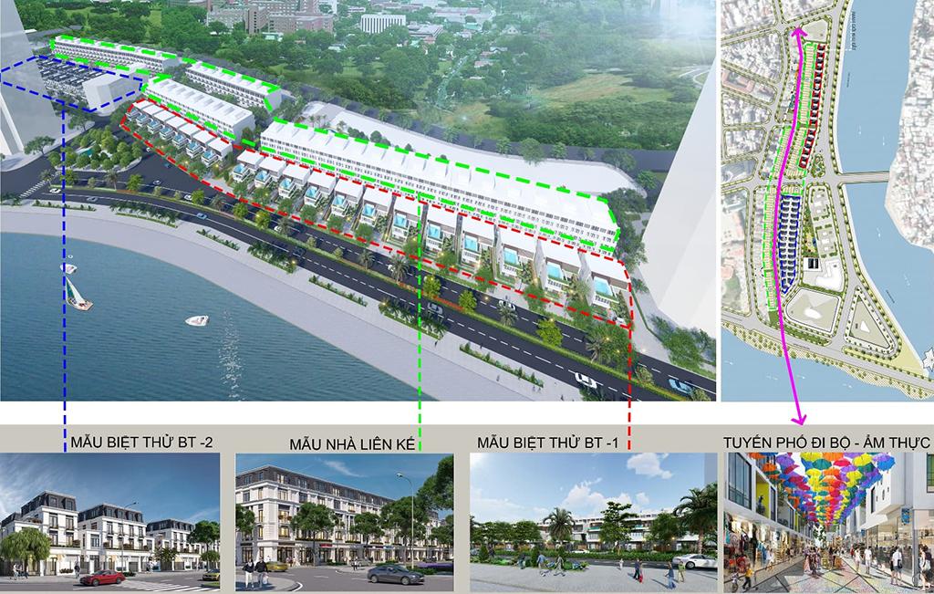 Thiết kế Quamarine City