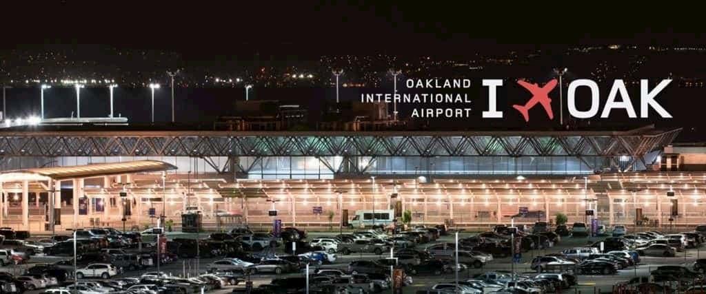 Sân bay quốc tế Oakland