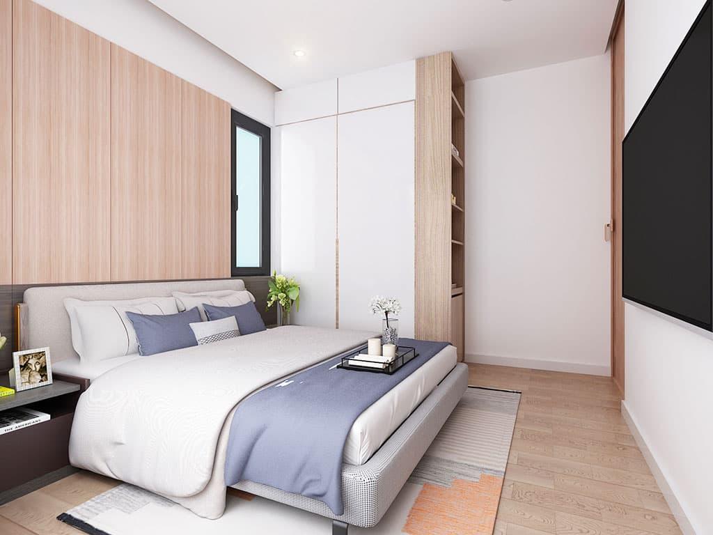 Nội thất phòng ngủ nhà Mr Lam