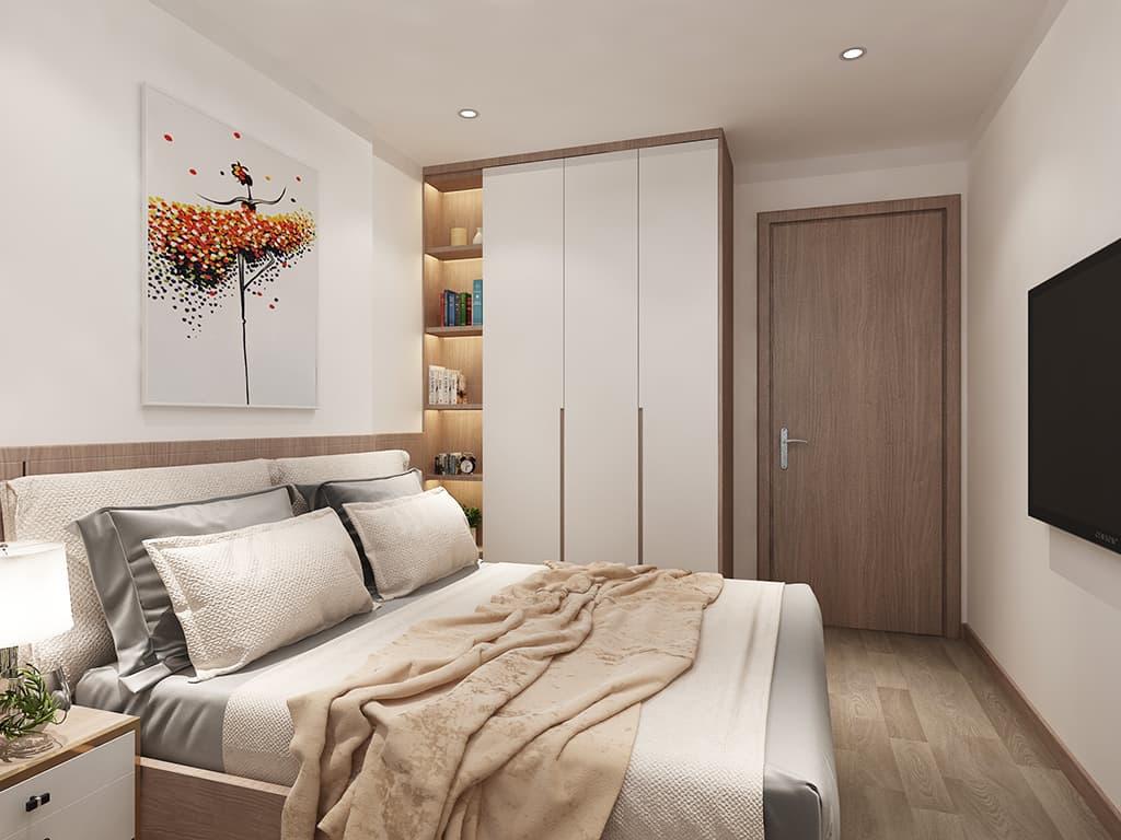 Thiết kế nội thất căn hộ chung cư Vinhome Ocean Park