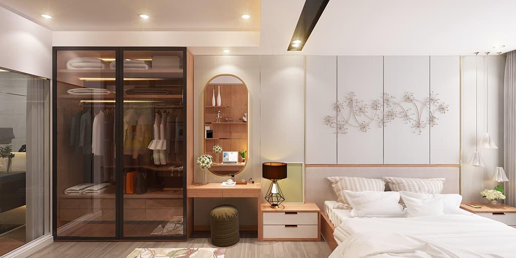 Thiết kế nội thất nhà ở 76 Đồng Xuân