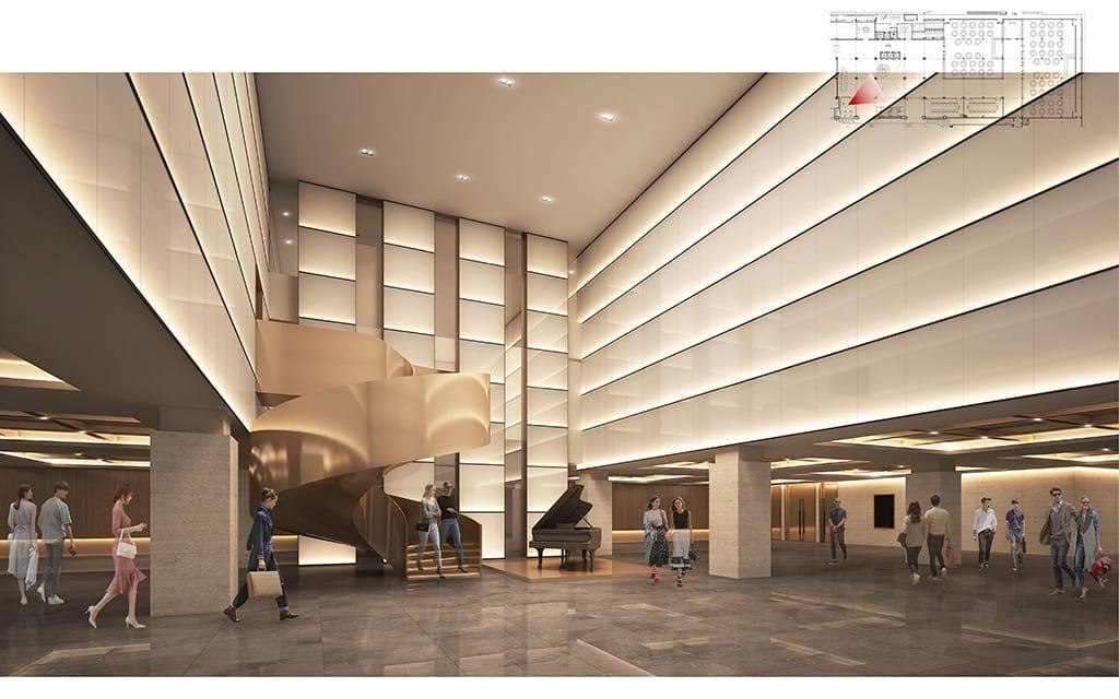 Trung tâm thương mại Thiên Sơn Plaza Hoàn Kiếm Hà Nội