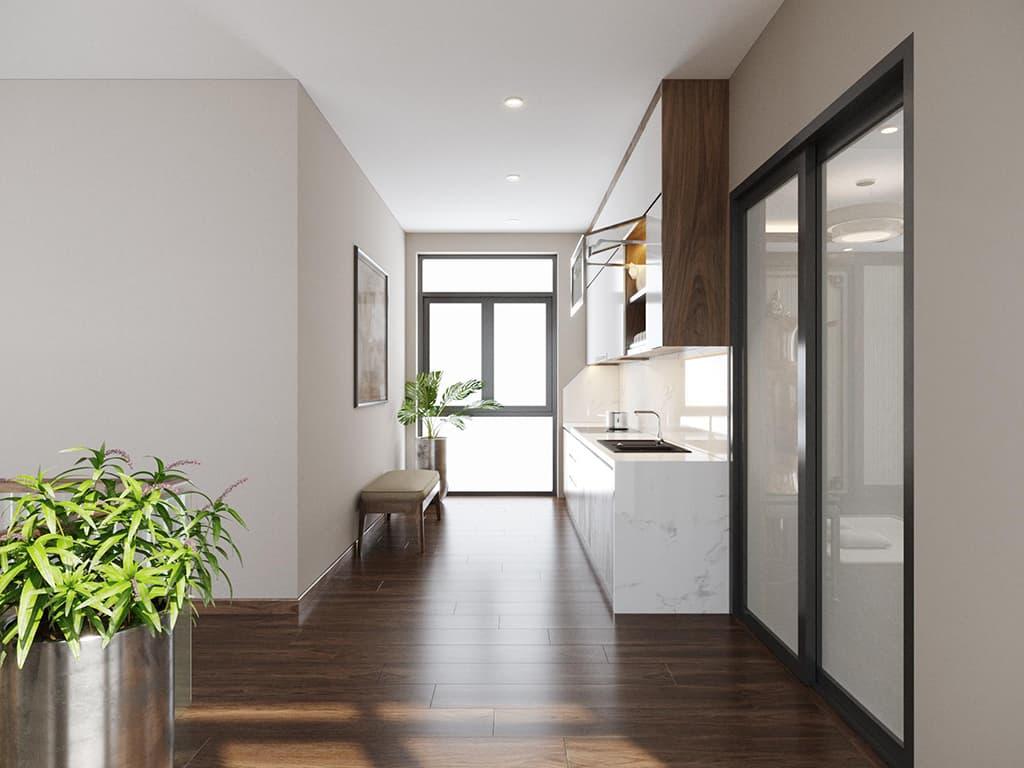 thiết kế kiến trúc và nội thất biệt thự