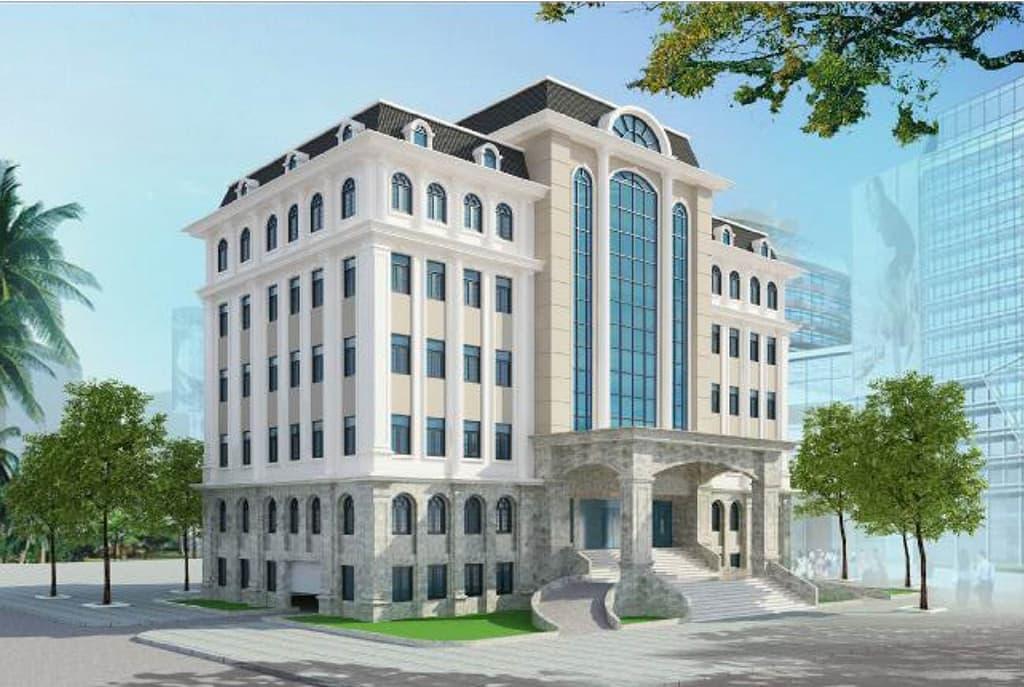 Xây dựng trụ sở làm việc chi cục thuế thành phố Bắc Giang