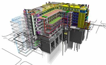 BIM trong thiết kế kết cấu: Lợi ích từ BIM Structure