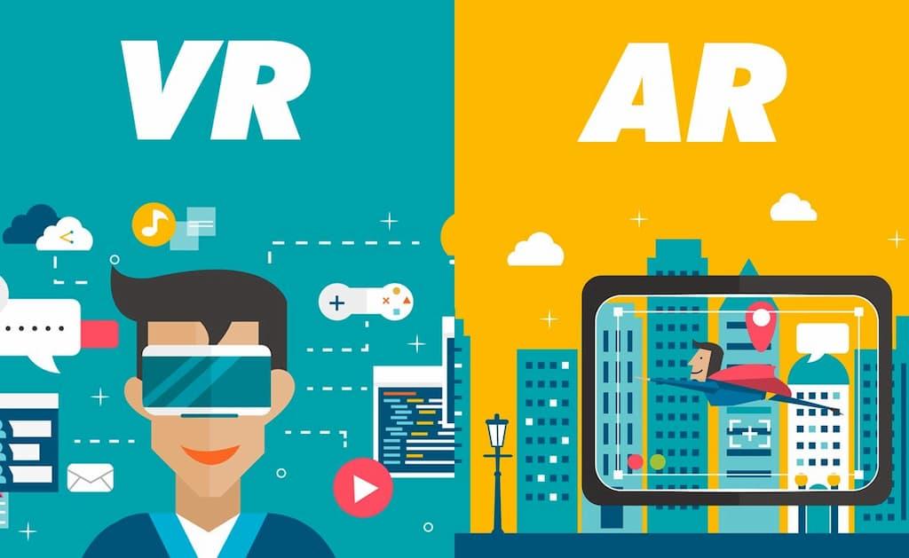 VR hay AR