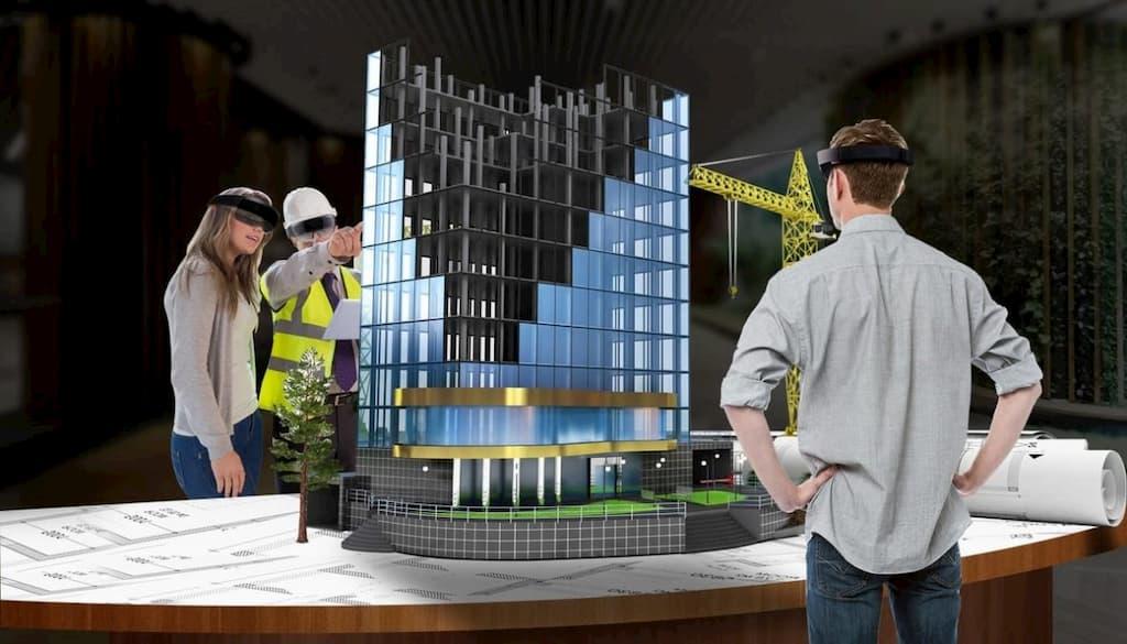 VR và AR trong BIM