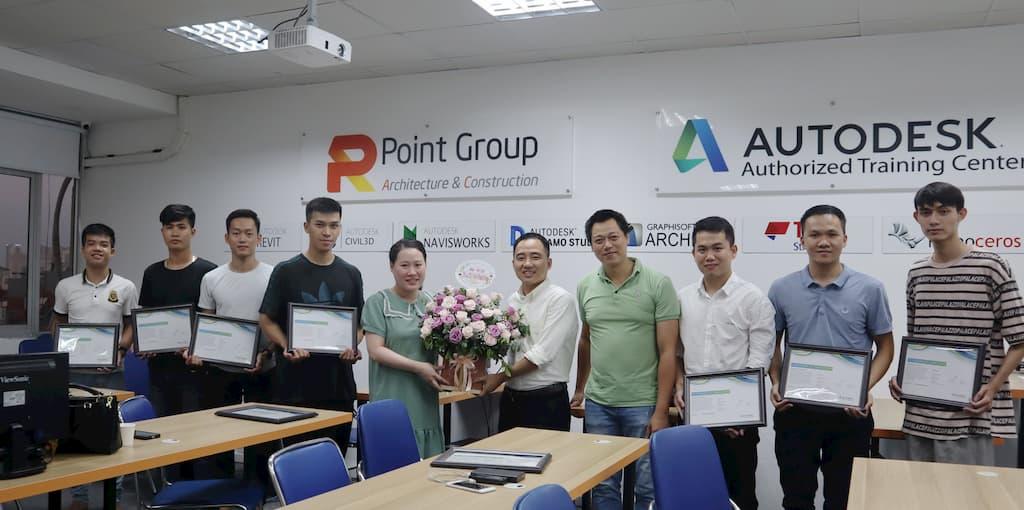 Học BIM ở đâu tốt tại Hà Nội