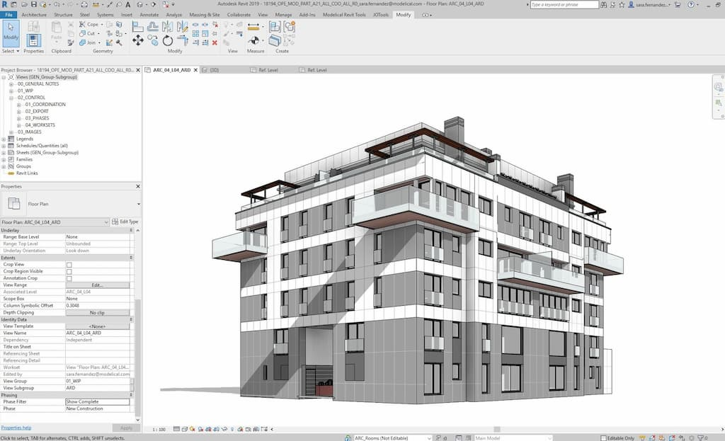 học revit architecture ở đâu