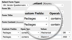 CDE cho phép bạn tìm kiếm dữ liệu bạn muốn một cách dễ dàng như dùng Google
