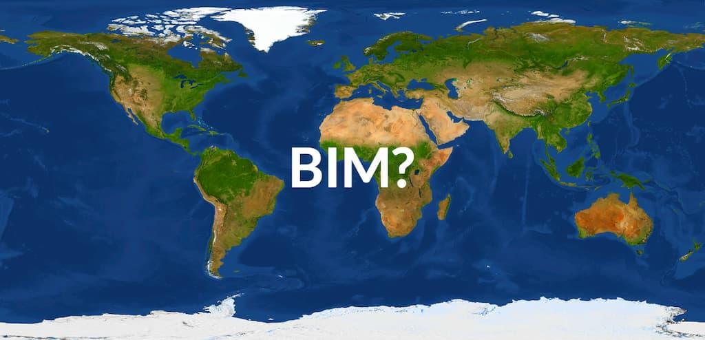 ứng dụng BIM trên thế giới