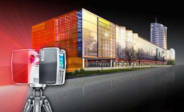 Dịch vụ quét 3D Laser Scan