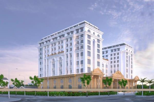 Thiết kế APG Hotel - Thanh Hóa