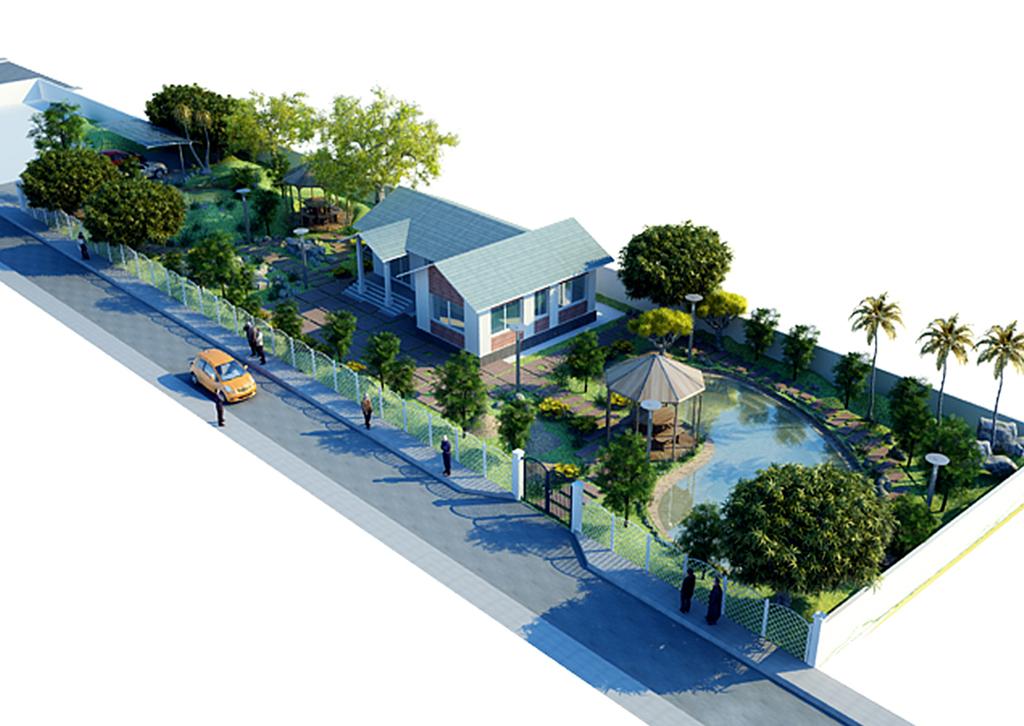 Thiết kế nhà anh Thuận