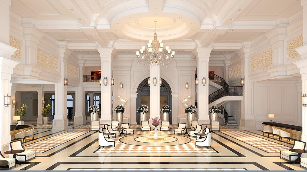 Thiết kế khách sạn H1 - Phú Quốc