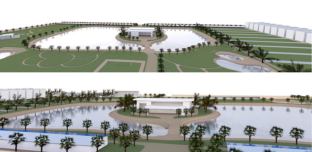 Khu công viên giải trí - Long Biên, Hà Nội