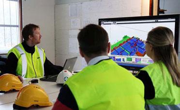 Nhà thầu BIM và các bên liên quan trong dự án xây dựng