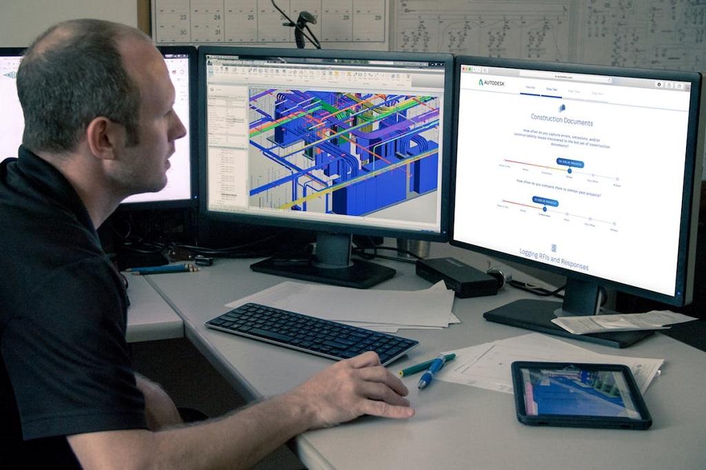 BIM modeller trong hệ thống nhân sự BIM
