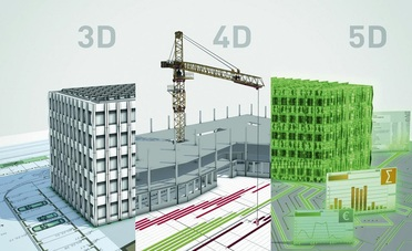 Ứng dụng BIM 4D cho quản lý thi công