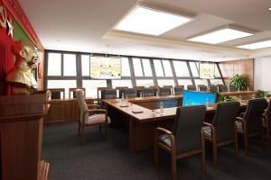 cải tạo nội thất phòng họp Viện Kiểm Sát