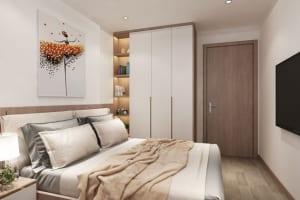 thiết kế nội thất chung cư S2A